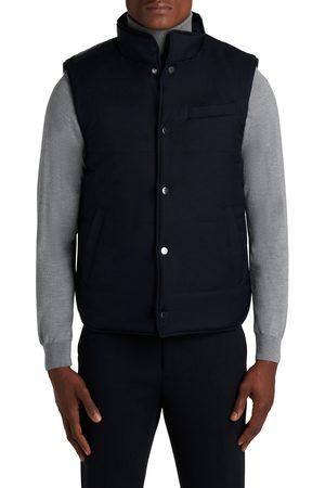 Bugatchi Men's Channel Quilted Vest