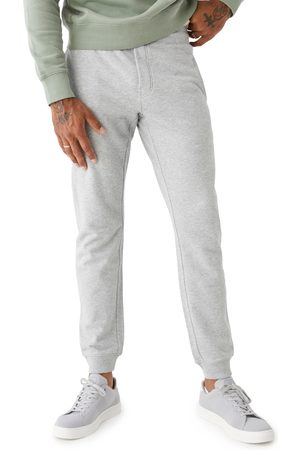 FRANK AND OAK Men's The 76 Organic Cotton French Terry Joggers