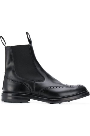 Tricker's Men Chelsea Boots - Brogue Chelsea boots