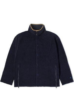 Nanamica Men Fleece Jackets - Fleece Jacket