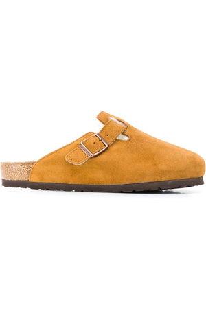 Birkenstock Women Slippers - Shearling lined slippers
