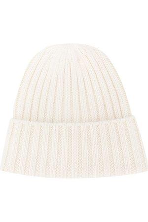 Brunello Cucinelli Ribbed-knit virgin wool beanie