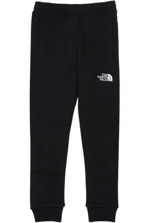 The North Face Logo Print Cotton Sweatpants