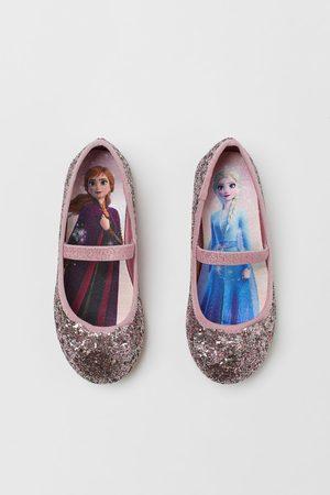 H & M Kids Ballerinas - Festive Ballet Flats