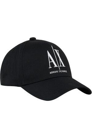 Armani Logo Embroidered Baseball Hat