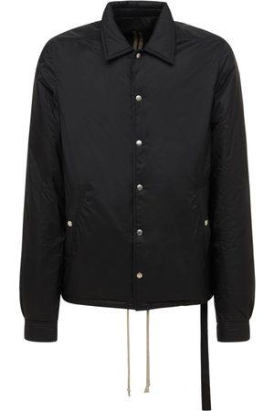 RICK OWENS DRKSHDW Drkshdw Padded Recycled Nylon Jacket
