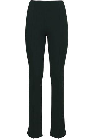 THE FRANKIE SHOP Women Leggings - Reya Flare Stretch Jersey Leggings