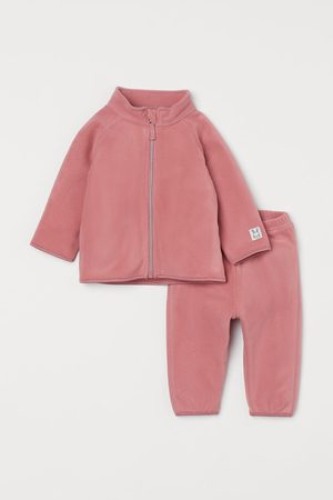 H & M 2-piece Fleece Set