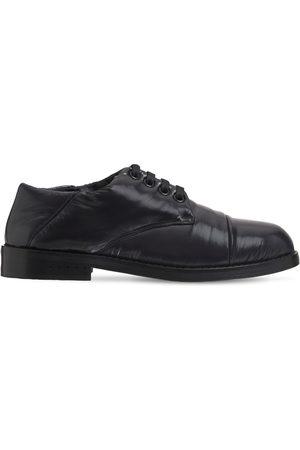 MARNI Men Formal Shoes - 30mm Nylon Derby Lace-up Shoes