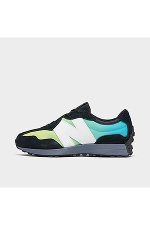 New Balance Boys' Little Kids' 327 Casual Shoes in /Summer Jade Size 1.0 Nylon/Suede