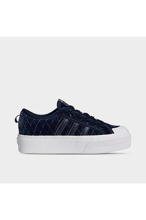 Adidas Women's Originals Nizza Platform Casual Shoes in / Size 5.0