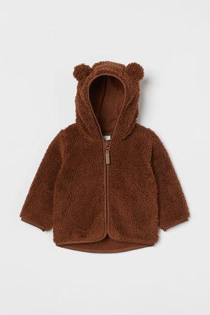 H & M Kids Jackets - Faux Shearling Jacket