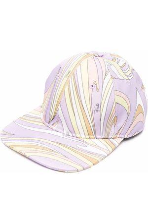 Emilio Pucci Women Caps - Graphic-print cap