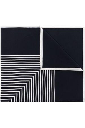 Totême Women Scarves - Monogram-print silk scarf