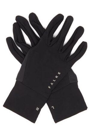 Falke Men Gloves - Logo-print Technical Gloves - Mens