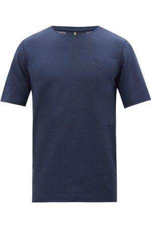Iffley Road Cambrian Drirelease-jersey Running T-shirt - Mens - Navy