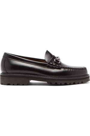 G.H. Bass Weejuns 90s Lincoln Leather Loafers - Mens
