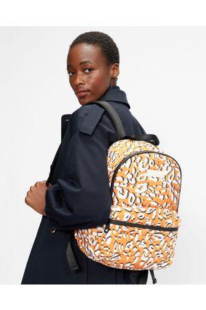 Ted Baker Men Rucksacks - Leopard Detail Puffer Backpack