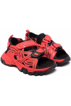 Balenciaga Boys Sandals - Open toe track-style sandals