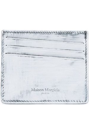 Maison Margiela Men Wallets - Two-tone card holder