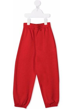 Balenciaga Boys Sweatpants - High-waisted drop-crotch track pants