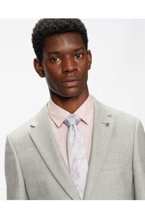 Ted Baker Men Pocket Squares - Floral Woven Tie