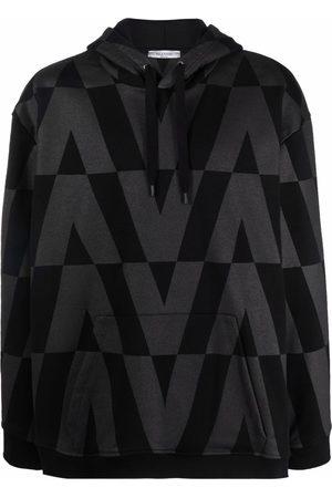 Valentino Monogram-print hoodie