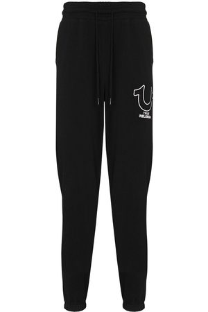 True Religion Men Sweatpants - Logo-print track pants