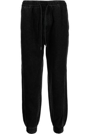 Juun.J Men Sweatpants - Drawstring track pants