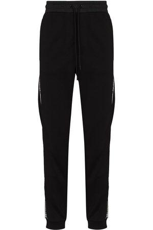 Moncler Men Sweatpants - Side stripe track pants