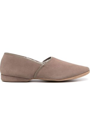 DEREK ROSE Men Slippers - Crawford suede slippers