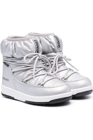 Moon Boot Kids MOON BOOT JR GIRL LOW NYLON WP