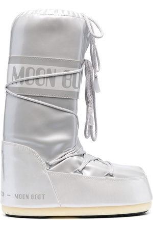 Moon Boot Boots - VINILE MET
