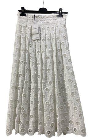 Alpha Studio Maxi skirt