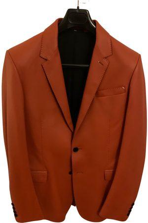 Berluti Leather vest