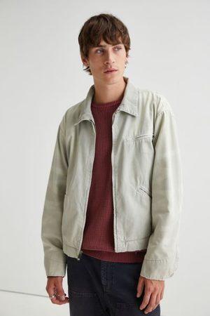 BDG Washed Cotton Lined Work Jacket