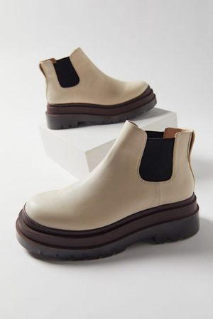 Urban Outfitters UO Dana Short Chelsea Boot