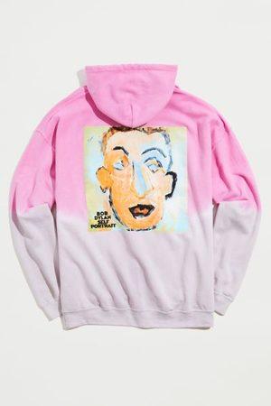 Urban Outfitters Men Hoodies - Bob Dylan Split Dye Hoodie Sweatshirt