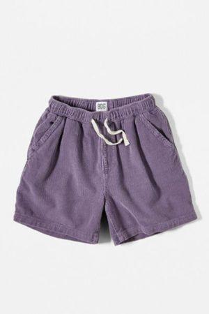 BDG Men Shorts - Lilac Corduroy Short