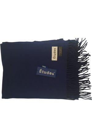 Études Studio Wool scarf & pocket square