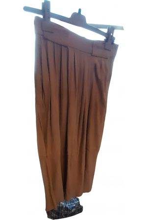 Ralph Lauren Women Leather Skirts - Leather maxi skirt