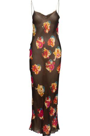 Krizia Silk maxi dress