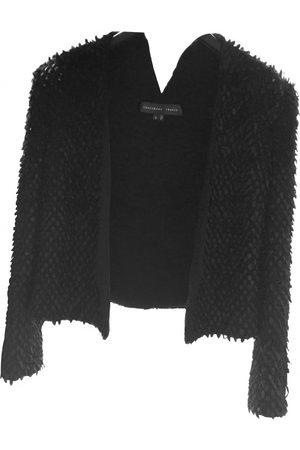 Theyskens' Theory Silk short vest