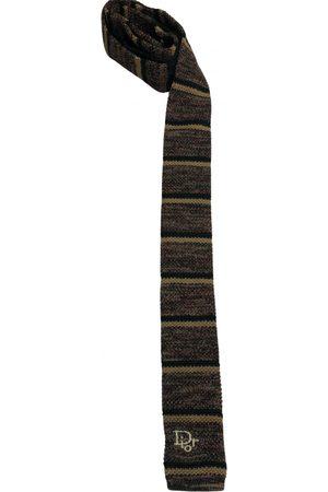Dior Wool tie