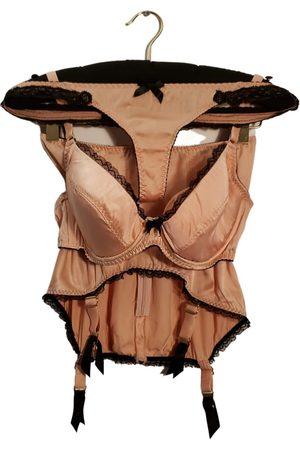 Agent Provocateur Silk lingerie set