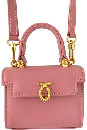 Launer Leather mini bag