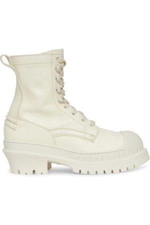 Acne Studios Men Ankle Boots - Lug sole ankle boots PALE / 41