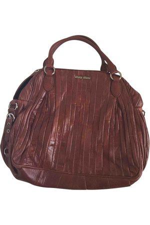 Miu Miu Women Purses - Leather handbag