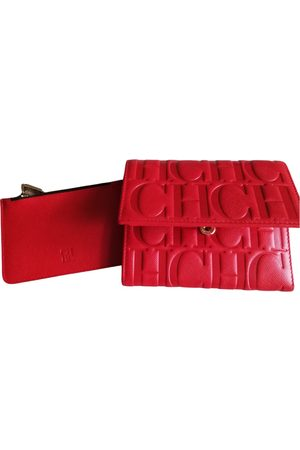 Carolina Herrera Leather wallet