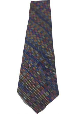 Missoni Silk tie